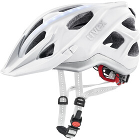 UVEX City Light Helmet white matt